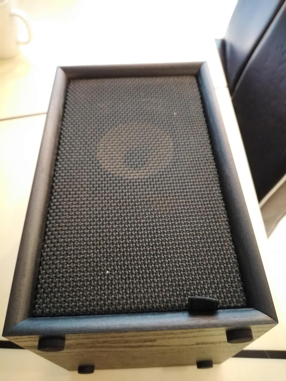 Nikkodo full range speaker.  Img_2026