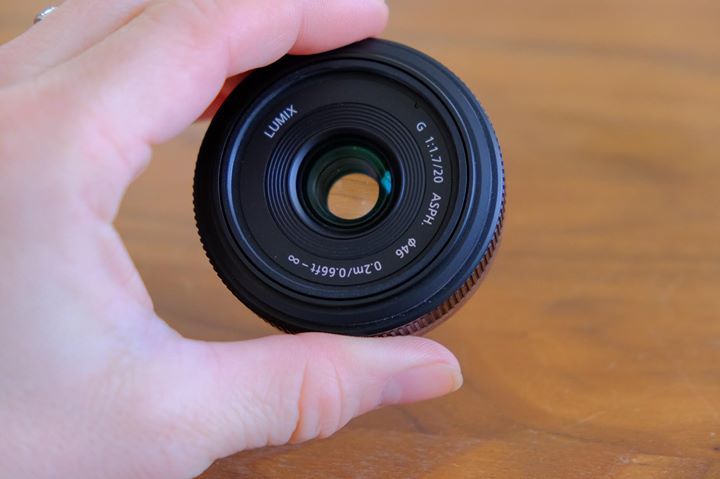 [VENDU] Objectif Panasonic 20 mm/F 1.7 LUMIX G ASPH 55618210