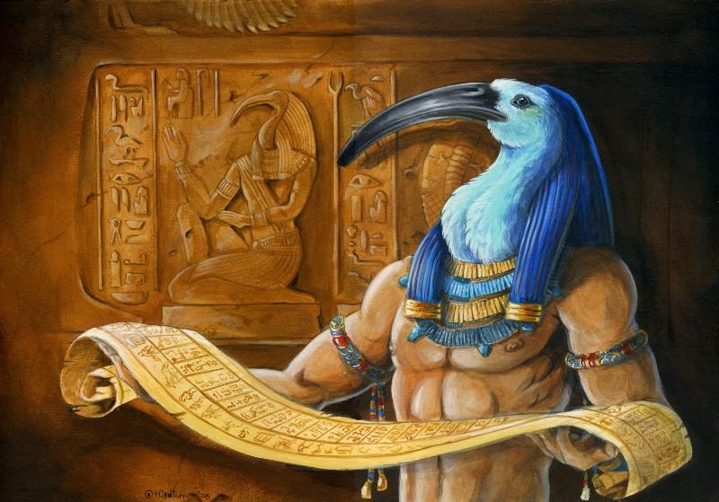 """Загадка мудрого """"бога"""" Тота и Та-Нетеру - """"страны богов"""" 57620210"""