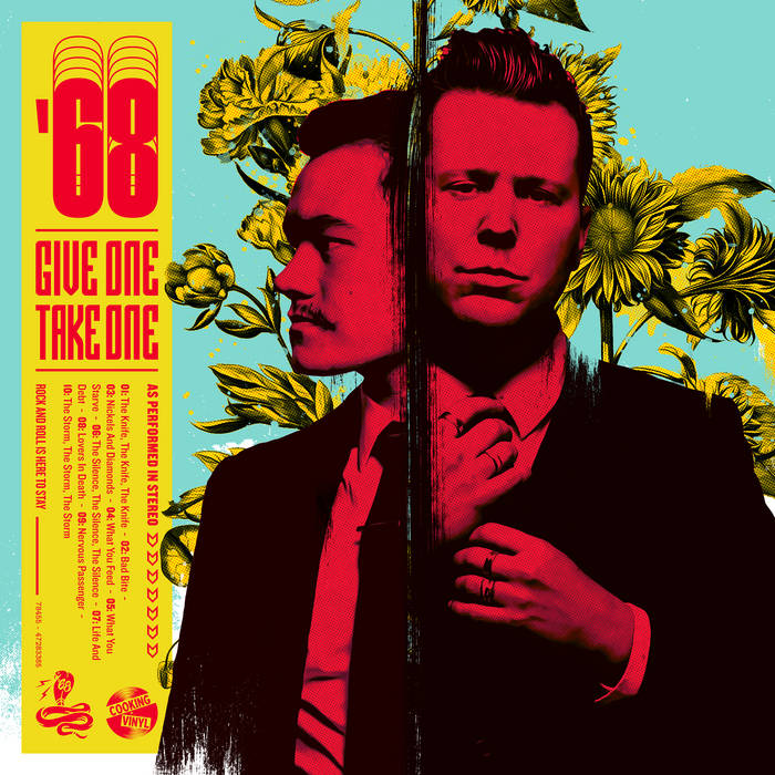 '68 – Give One Take One  6810