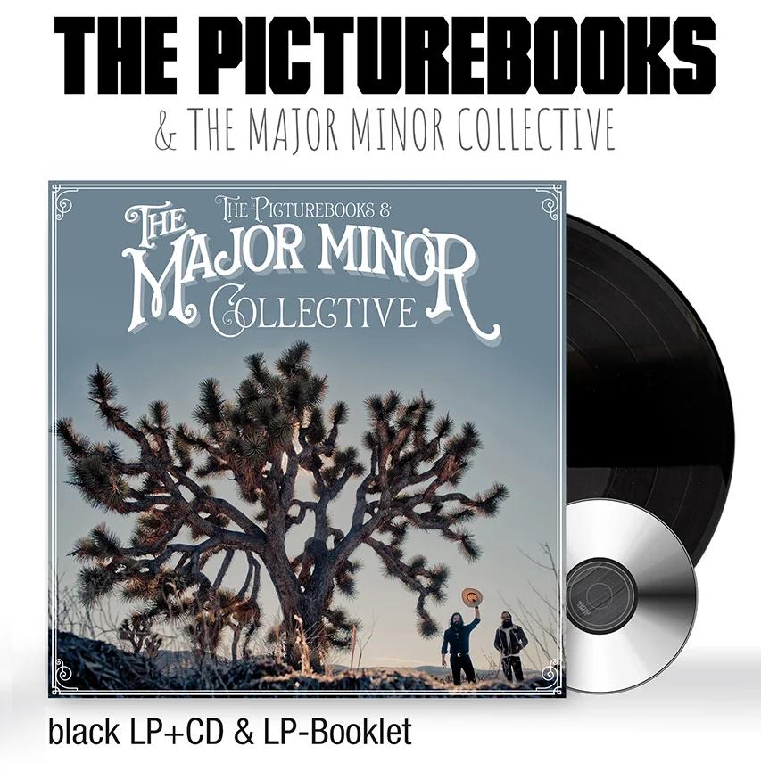 /THE PICTUREBOOKS\ / Nuevo disco - The Major Minor Collective / Gira España 2022 - Página 2 Captur16