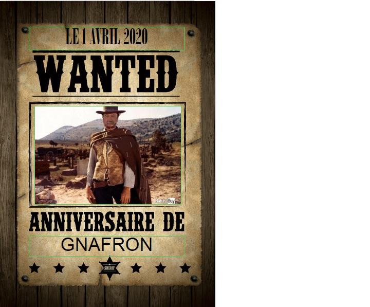 Bon anniversaire à Gafron Gnafro12
