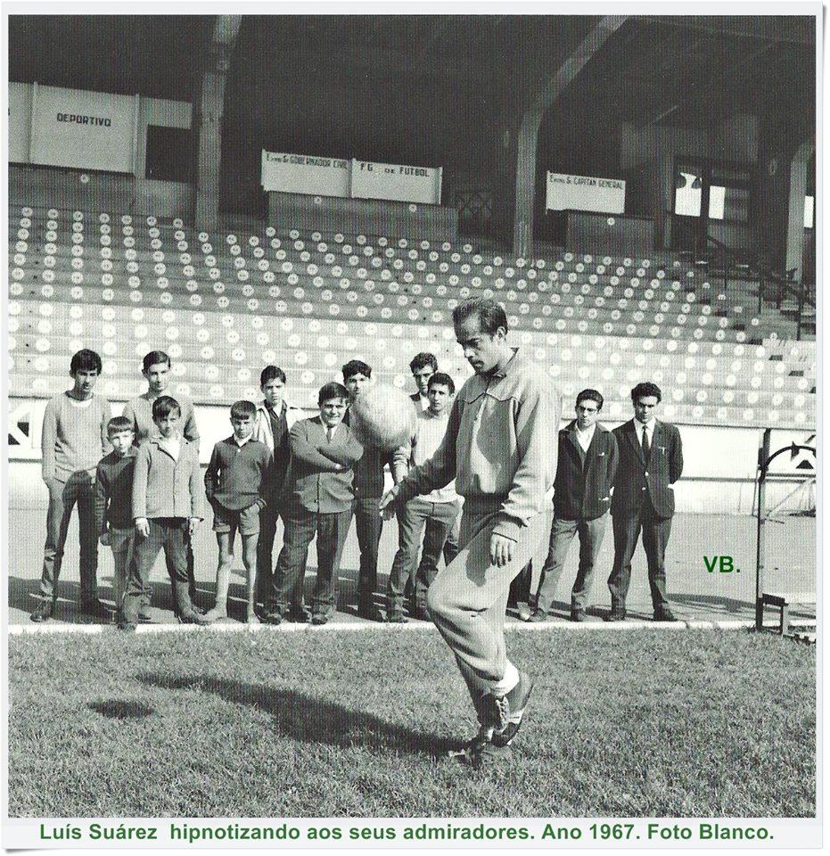 FOTOS HISTORICAS O CHULAS  DE FUTBOL - Página 2 Luis10
