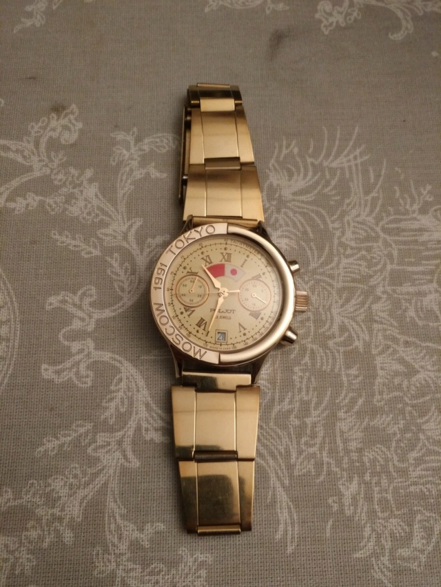 Bracelet acier vintage Img_2231