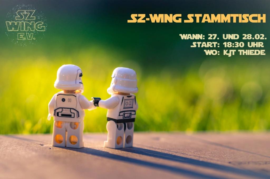 Salzgitter-Thiede - X-Wing Stammtisch des SZ-Wing e.V. Stammt12
