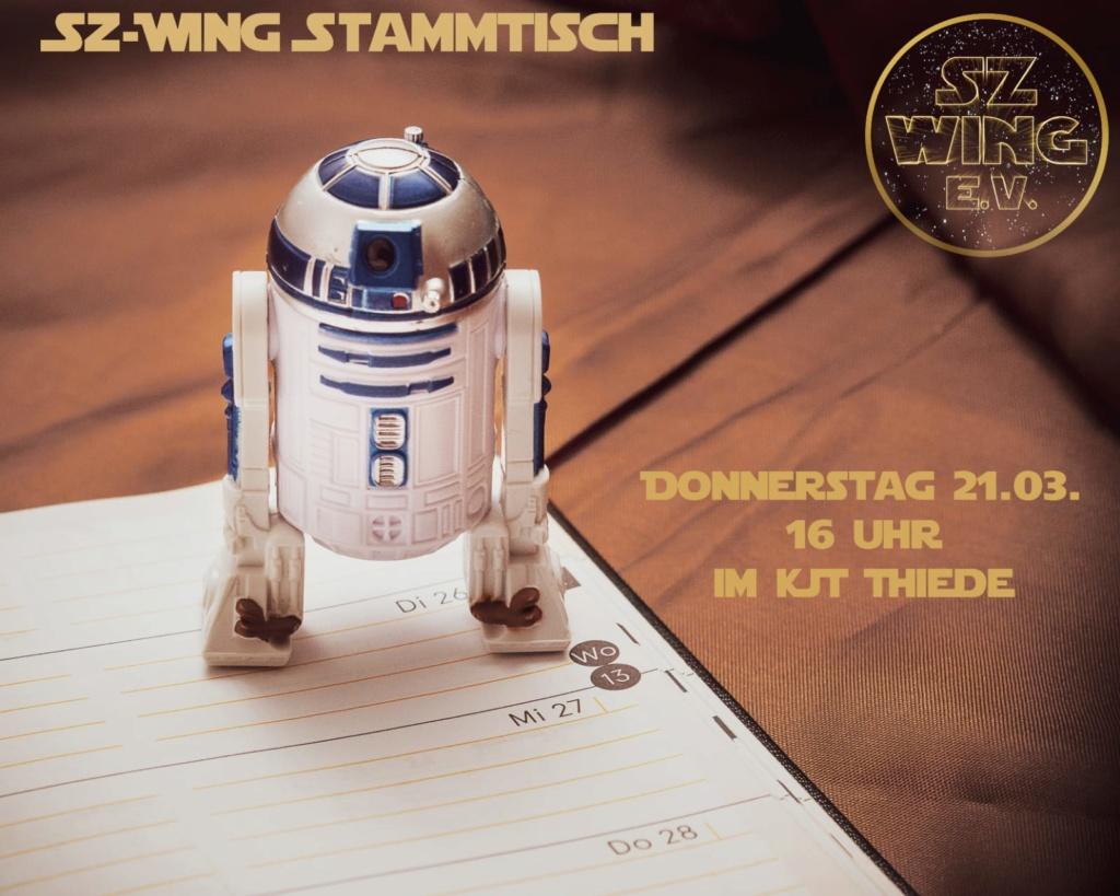 Salzgitter-Thiede - X-Wing Stammtisch des SZ-Wing e.V. Whatsa12