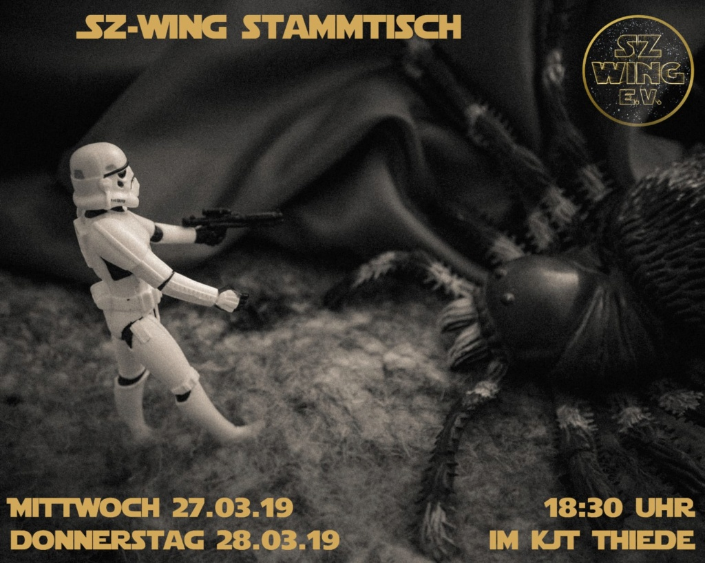 Salzgitter-Thiede - X-Wing Stammtisch des SZ-Wing e.V. Whatsa13