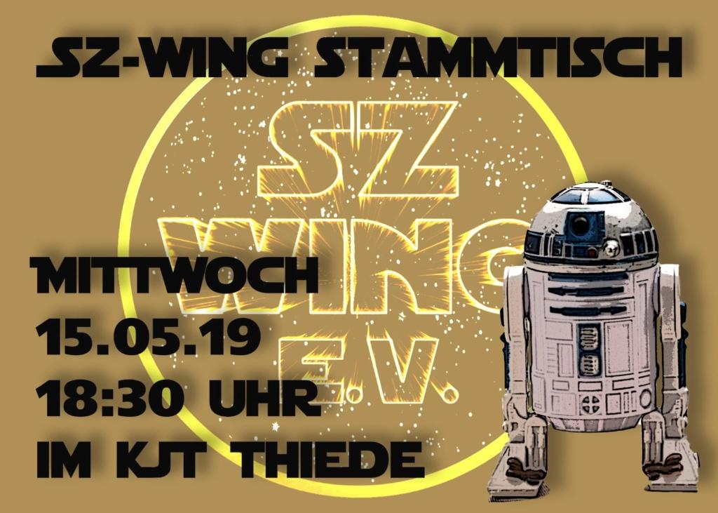 Salzgitter-Thiede - X-Wing Stammtisch des SZ-Wing e.V. Whatsa28