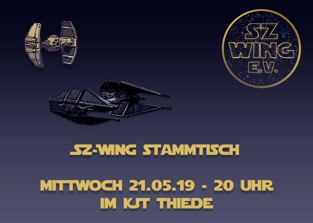 Salzgitter-Thiede - X-Wing Stammtisch des SZ-Wing e.V. Whatsa29