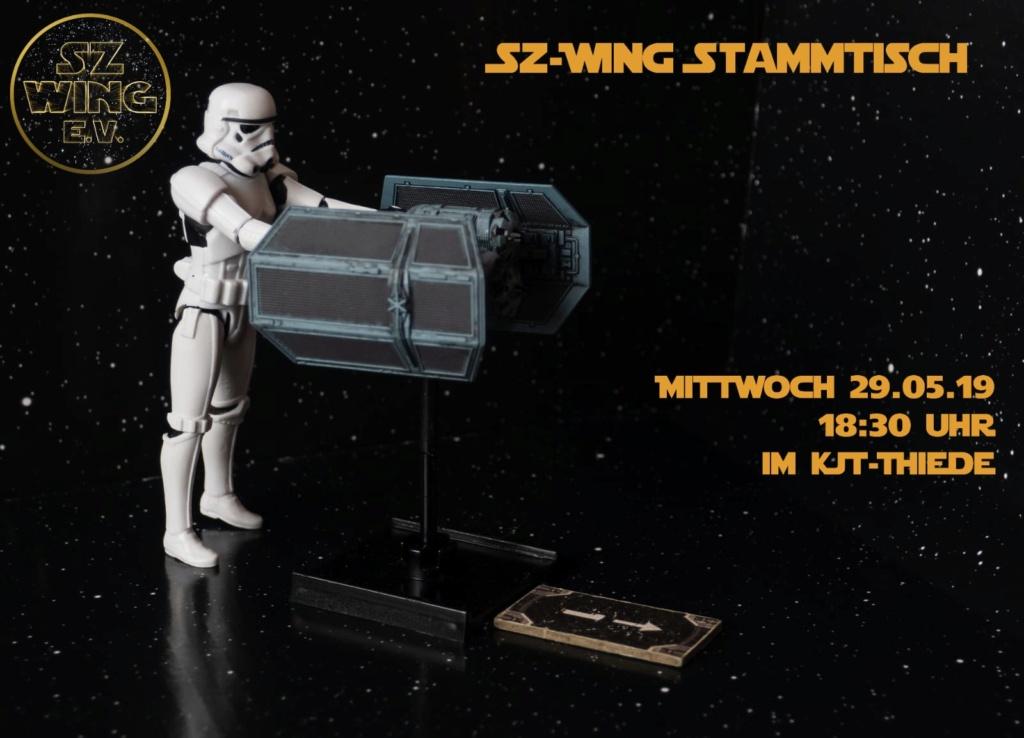 Salzgitter-Thiede - X-Wing Stammtisch des SZ-Wing e.V. Whatsa30