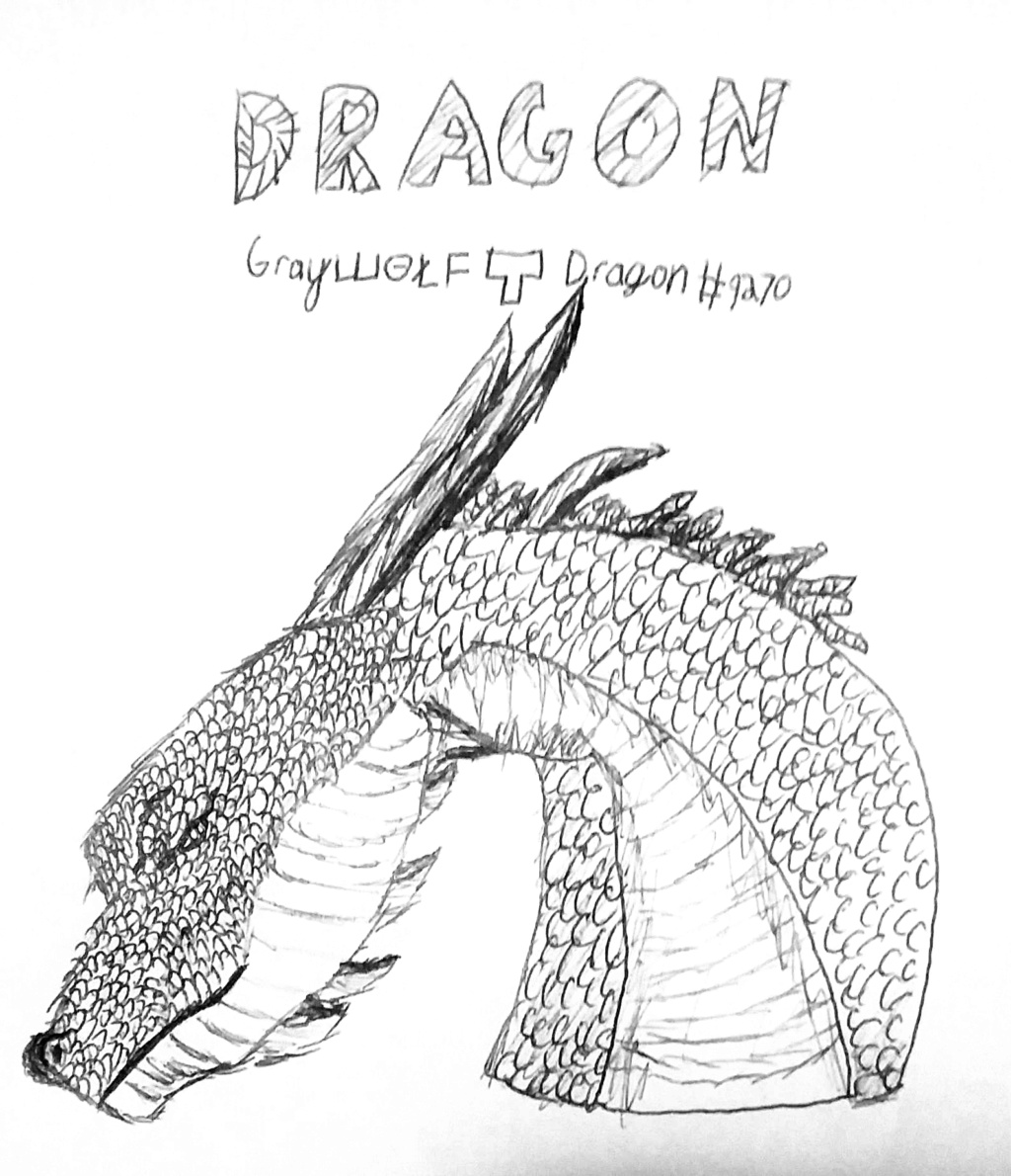 Contest #4 - Dragon  Dragon10