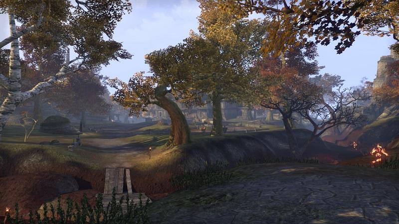 [Screenshots] Villes/villages principaux de Cyrodiil 20180711