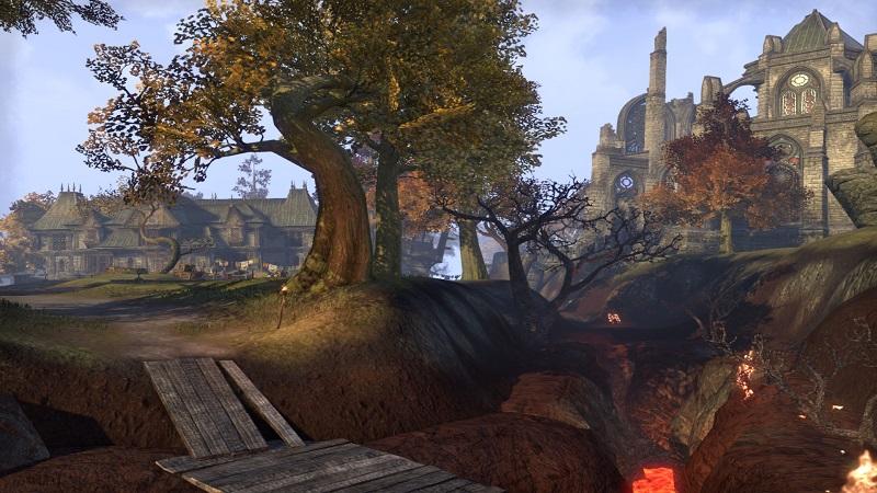 [Screenshots] Villes/villages principaux de Cyrodiil 20180712