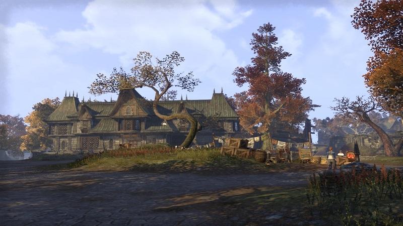 [Screenshots] Villes/villages principaux de Cyrodiil 20180714