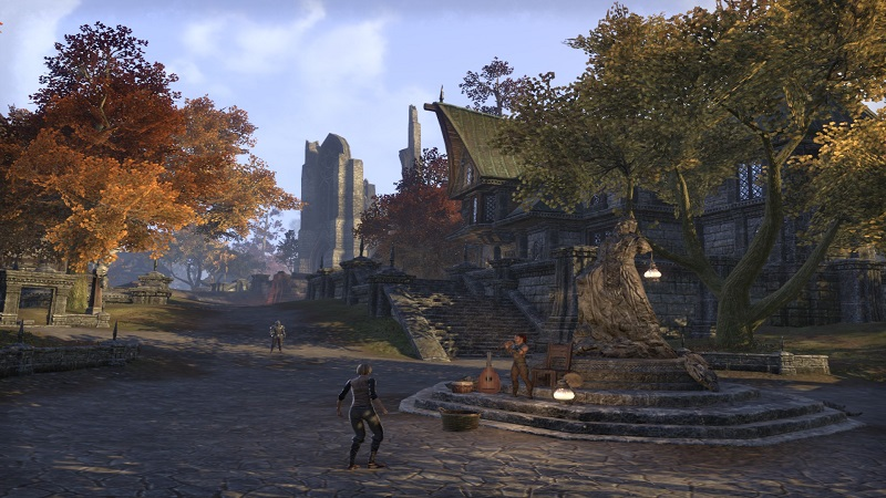 [Screenshots] Villes/villages principaux de Cyrodiil 20180717