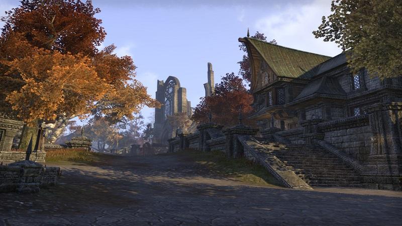 [Screenshots] Villes/villages principaux de Cyrodiil 20180718