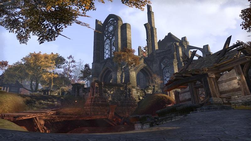 [Screenshots] Villes/villages principaux de Cyrodiil 20180720