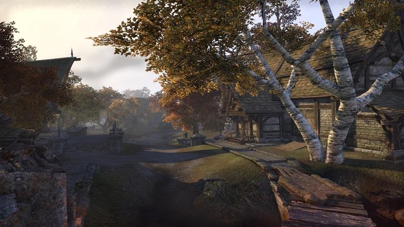 [Screenshots] Villes/villages principaux de Cyrodiil 20180722