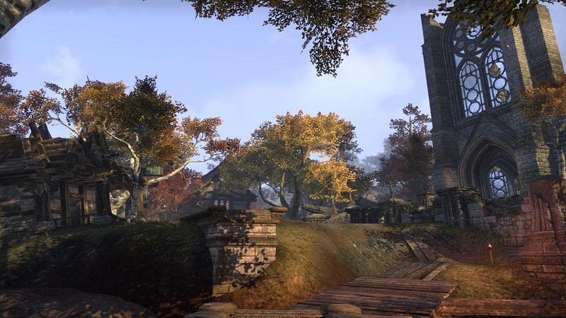 [Screenshots] Villes/villages principaux de Cyrodiil 20180733