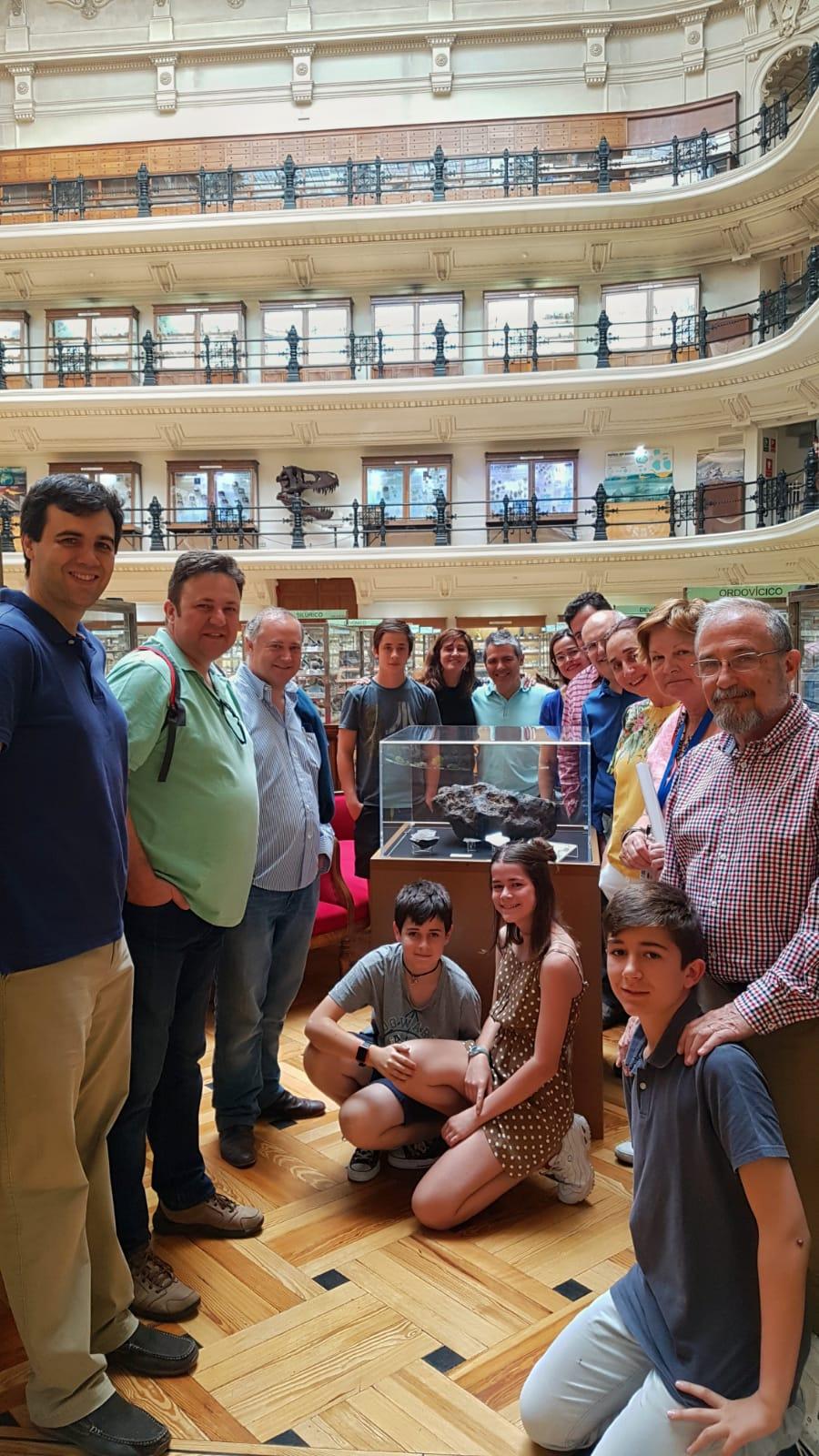 01-06-2019 Visita guiada al Museo Geominero 2019-020