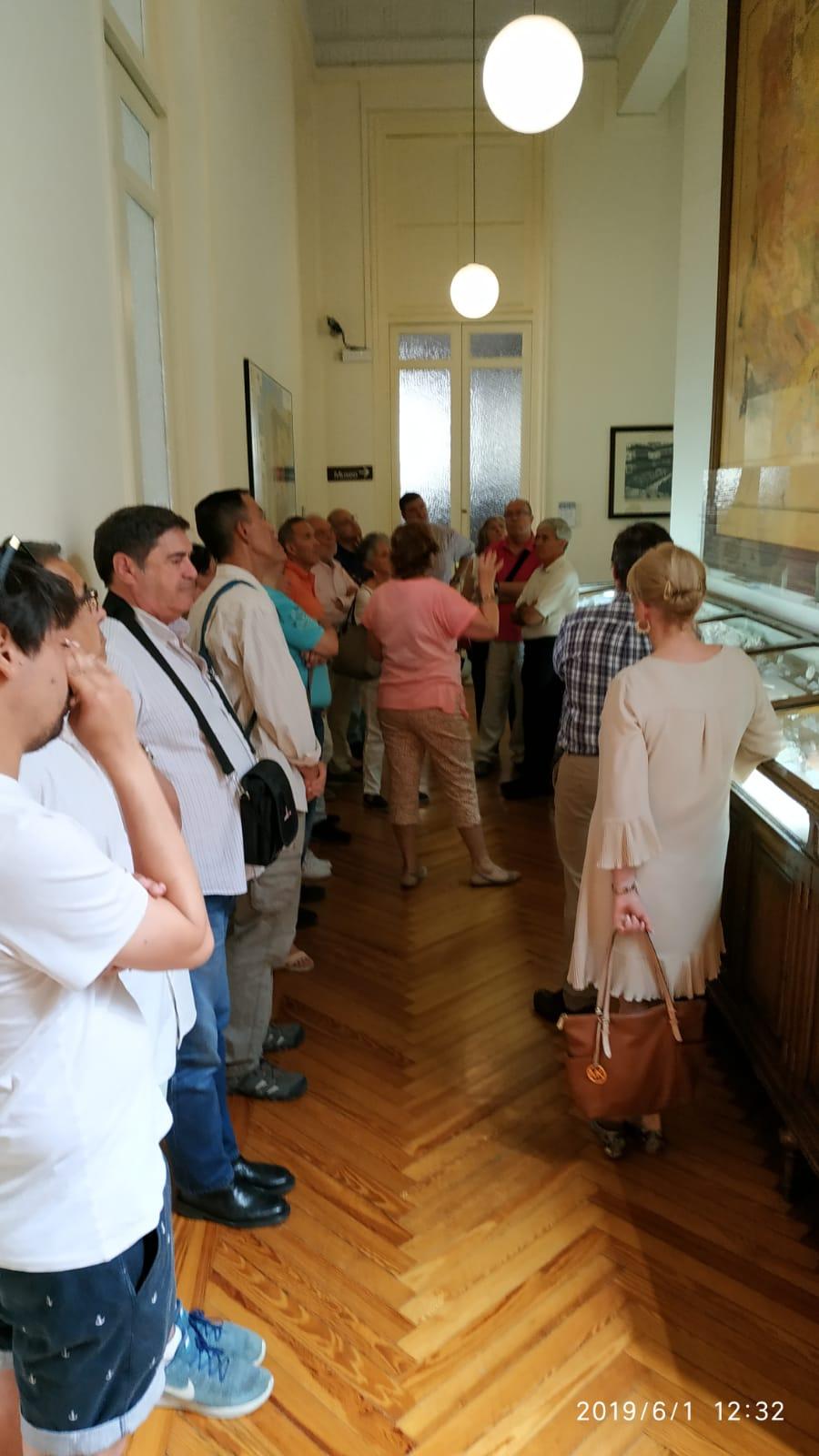01-06-2019 Visita guiada al Museo Geominero 2019-021