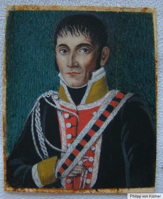 La Garde d'Honneur de Madrid 1810 5aa33811