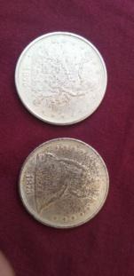 Dólar americano plata 20210711