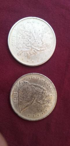 Dólar americano plata 20210714