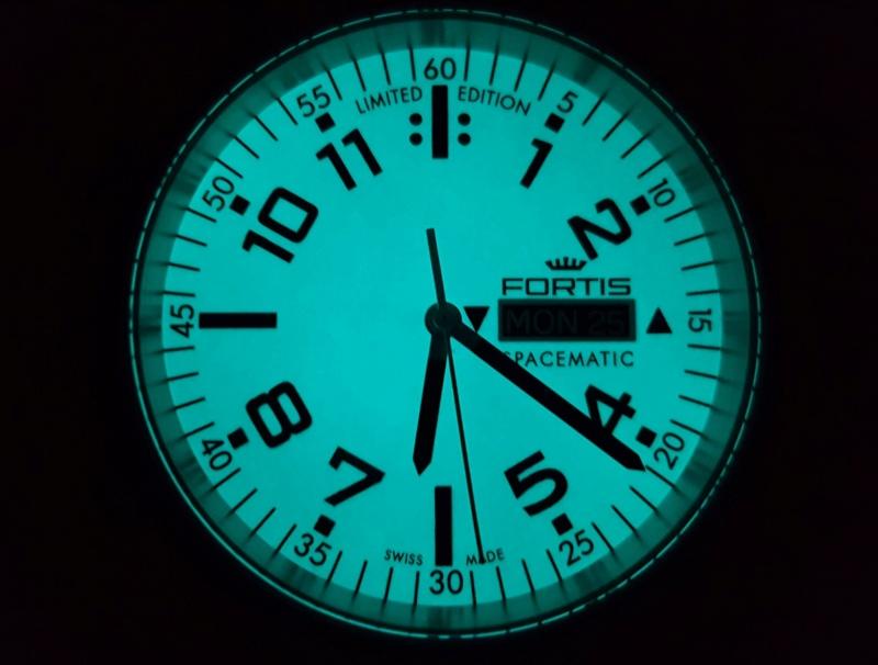 ¿Que reloj llevamos hoy? - Página 3 20170910