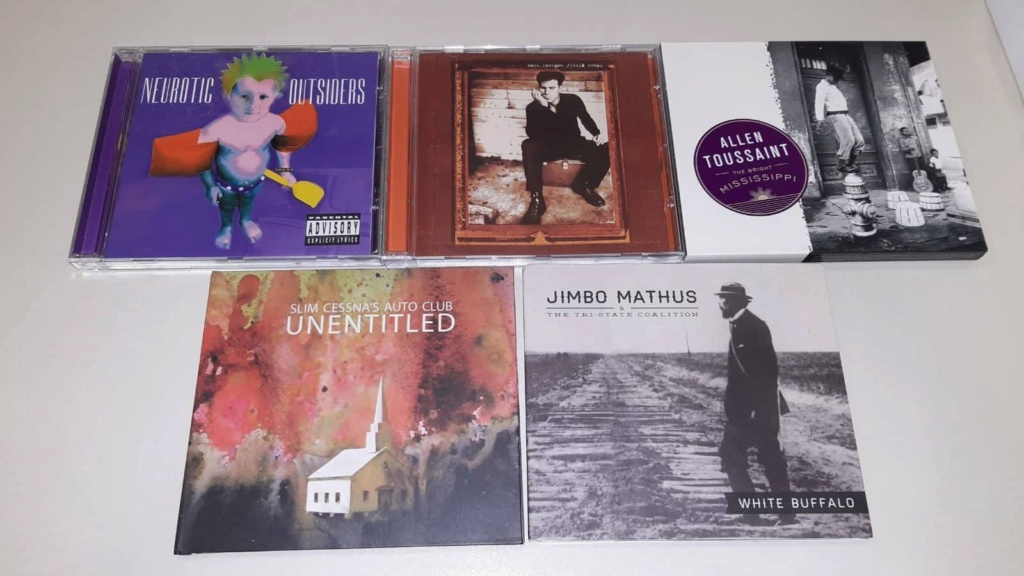 ¡Larga vida al CD! Presume de tu última compra en Disco Compacto - Página 2 12696010