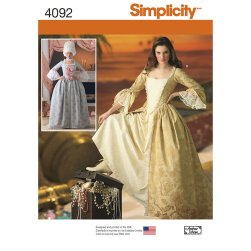 [histo] Une autre robe de bal Simpli10