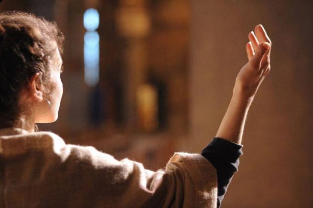 Savez-vous que l'adoration peut sauver le monde ? Adoron10