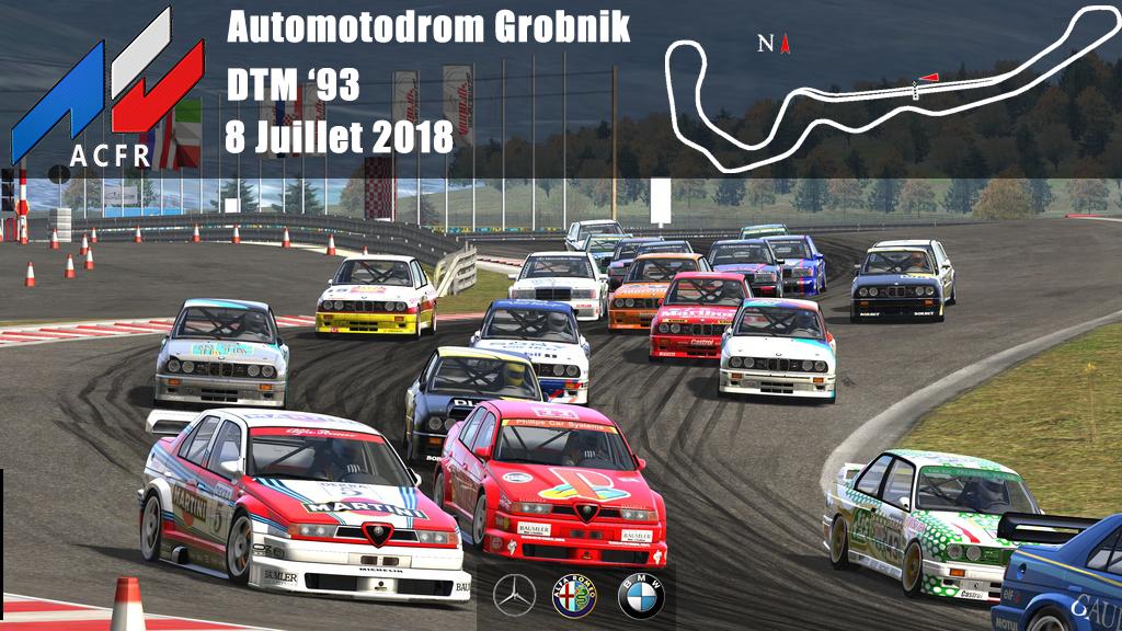 [Open] Course DTM 93 Automotodrom Grobnik Affich10