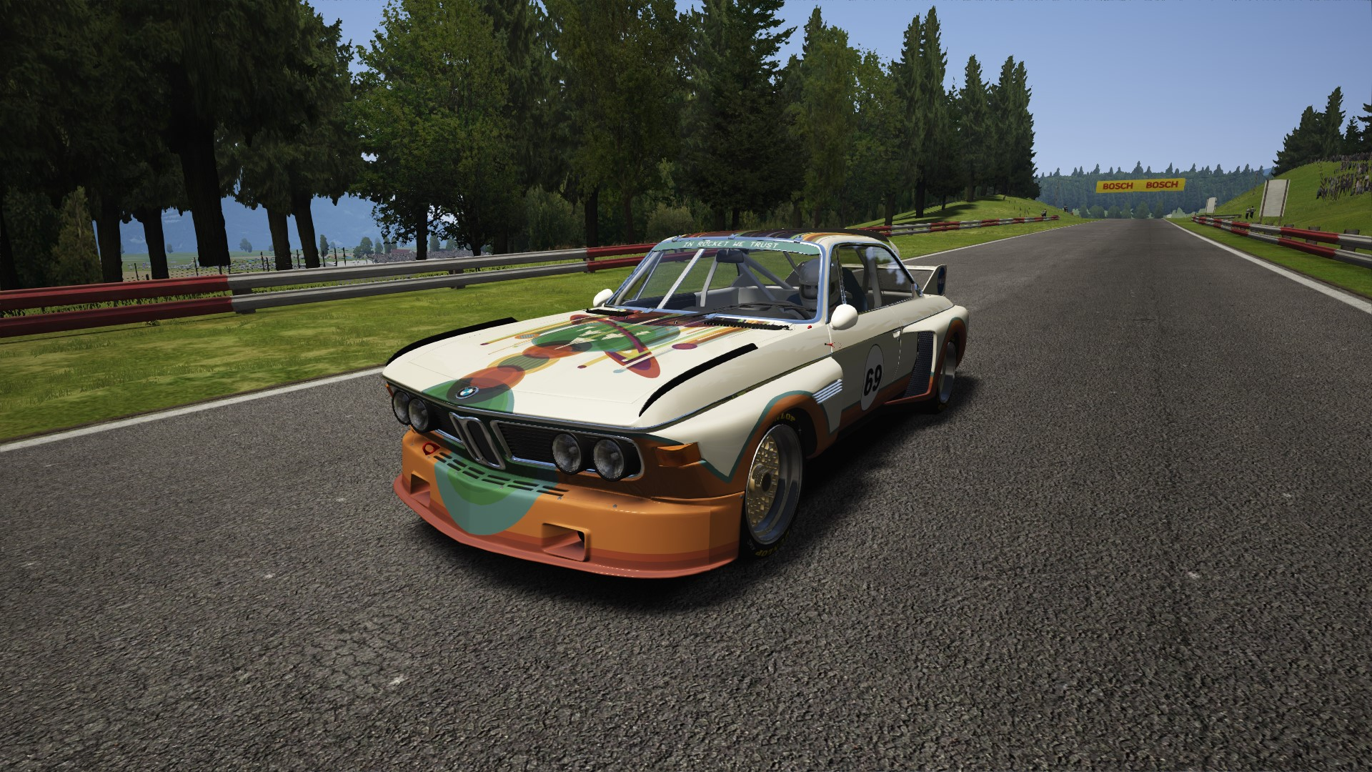 Recherche de co-équipié championnat BMW 3.5 CSL Screen10