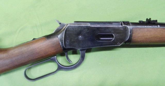La Cowboy Rifle ou la Winchester 94 revue par Umarex Umarex10