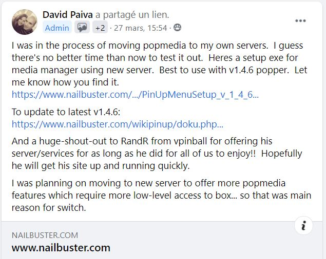 [RÉSOLU] Probleme serveur PinUP Nailbu10