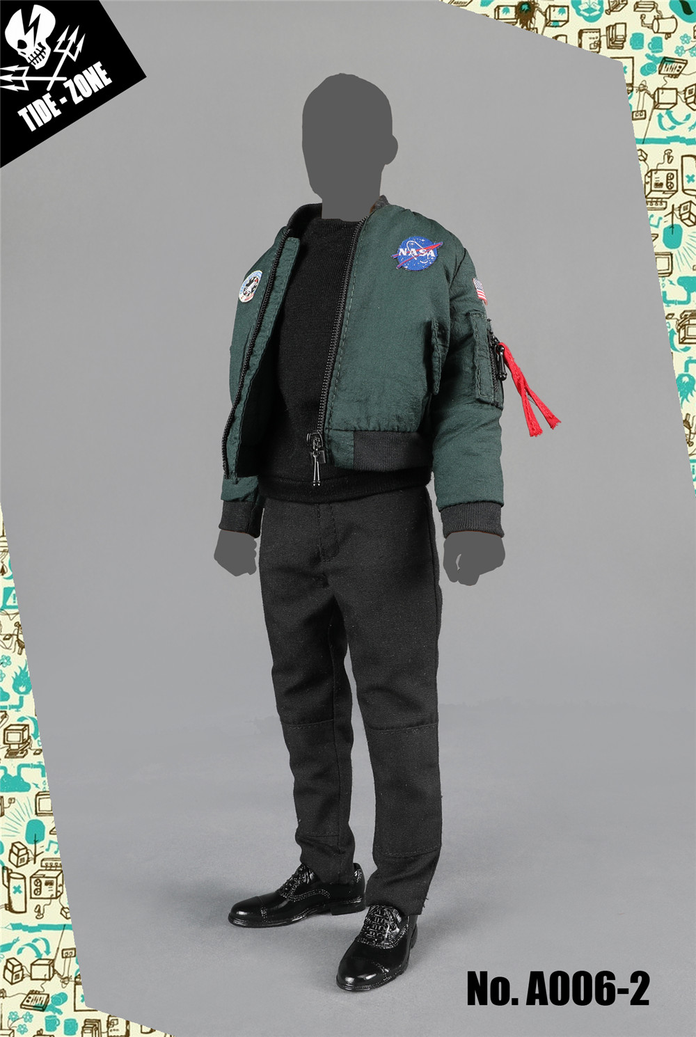 NEW PRODUCT: TIDE-ZONE: 1/6 scale Men's Clothing Sets (Various) 12293710