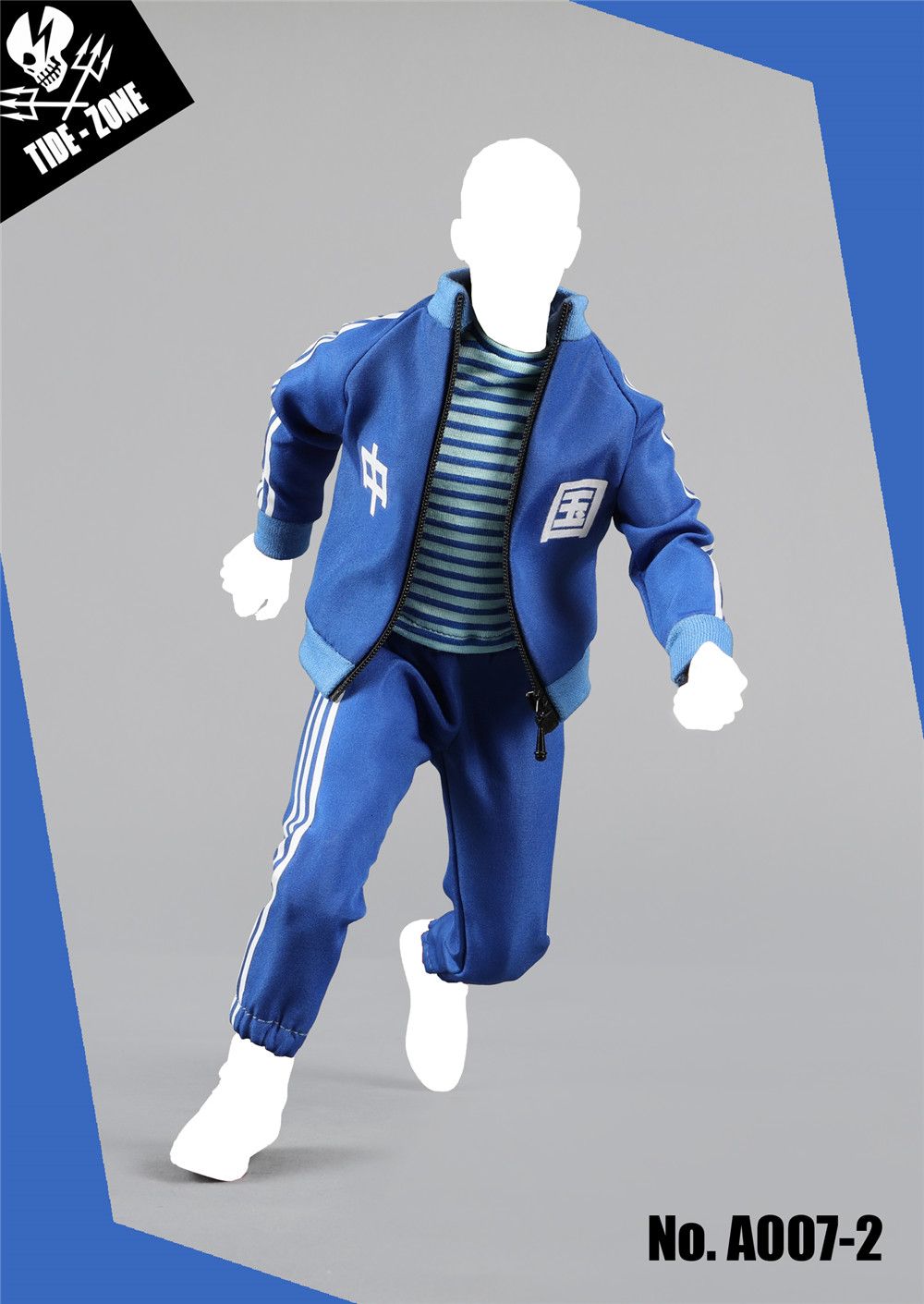 NEW PRODUCT: TIDE-ZONE: 1/6 scale Men's Clothing Sets (Various) 12315610