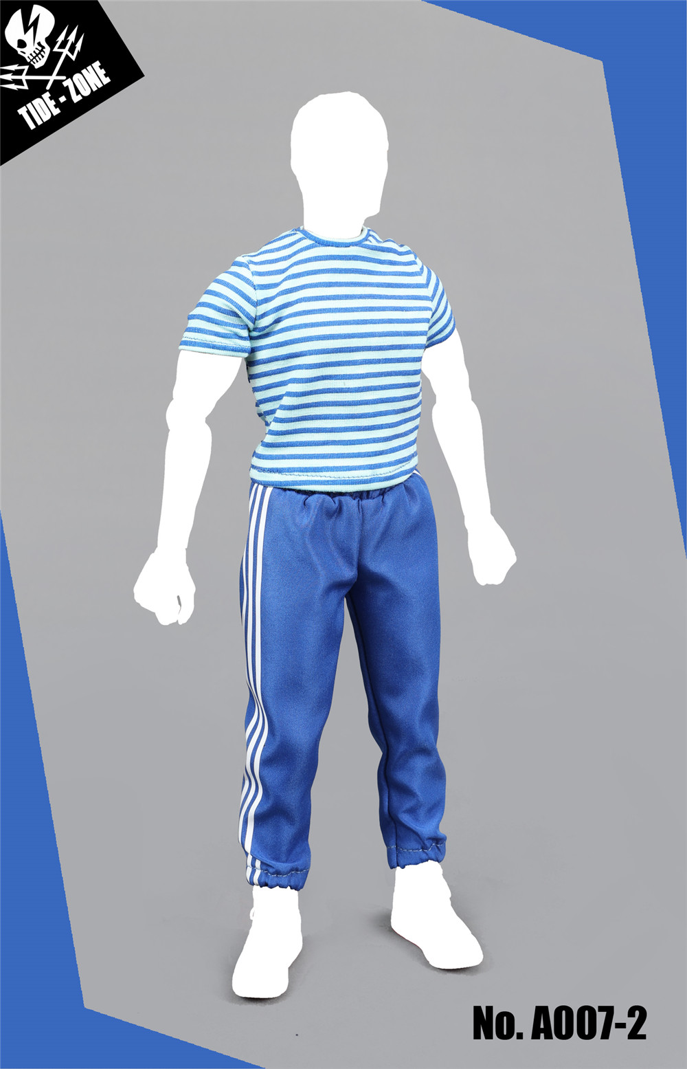 NEW PRODUCT: TIDE-ZONE: 1/6 scale Men's Clothing Sets (Various) 12315810