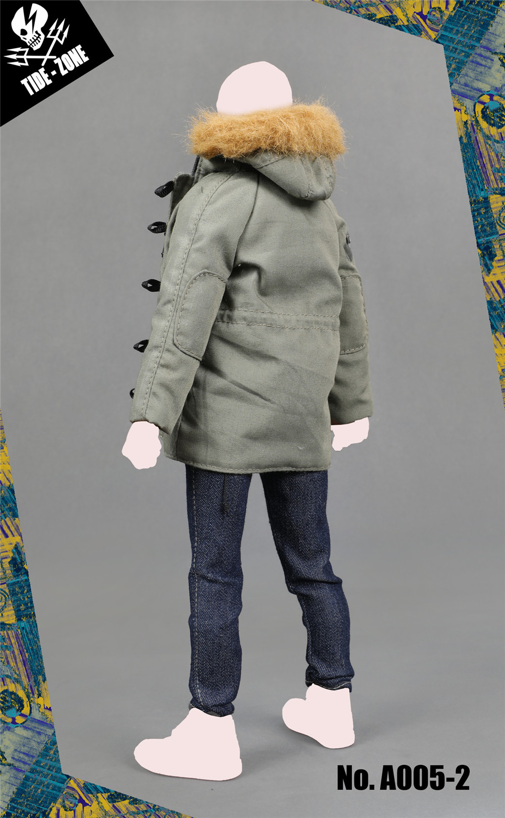 NEW PRODUCT: TIDE-ZONE: 1/6 scale Men's Clothing Sets (Various) 19315311