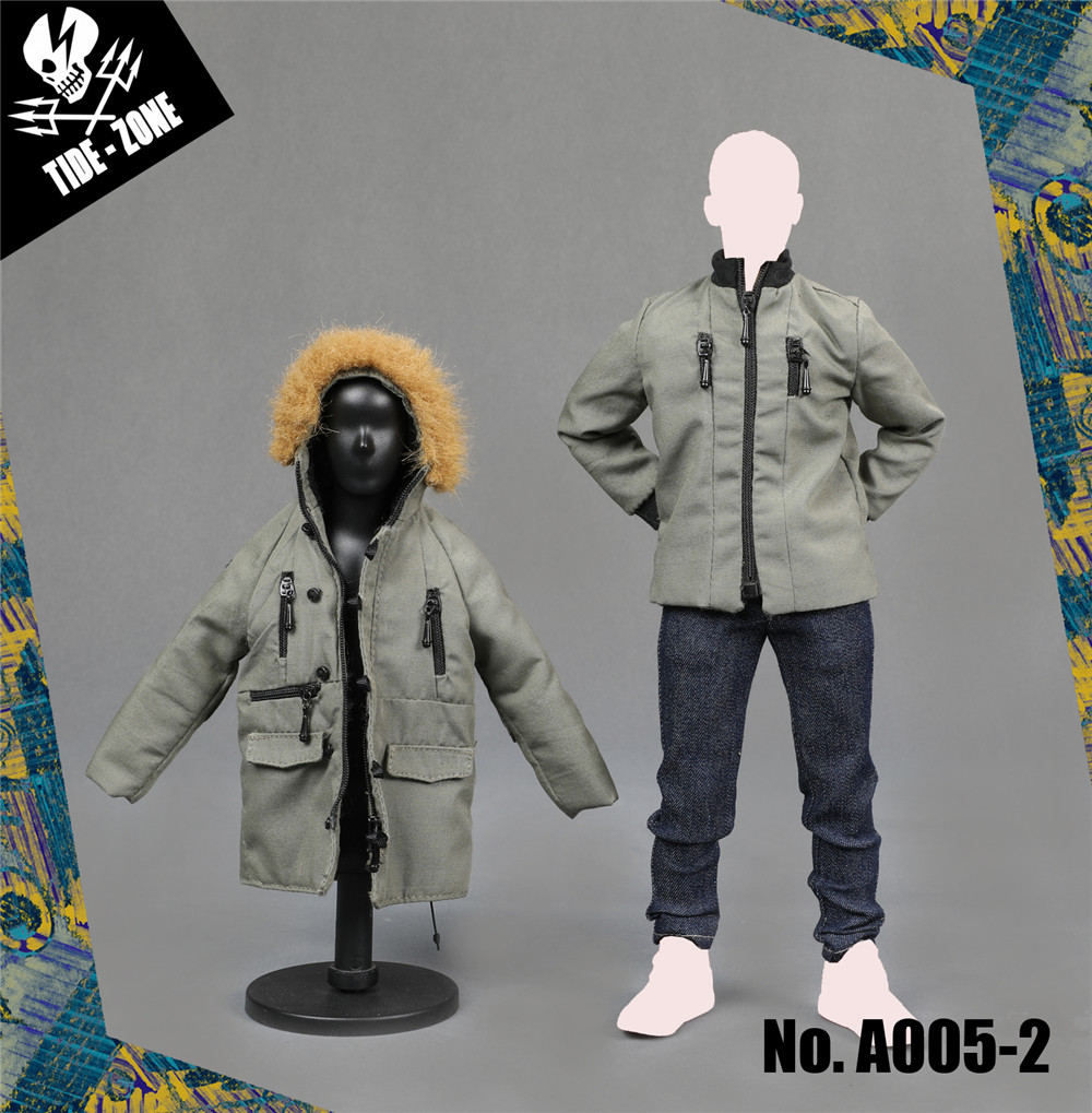 NEW PRODUCT: TIDE-ZONE: 1/6 scale Men's Clothing Sets (Various) 19315410