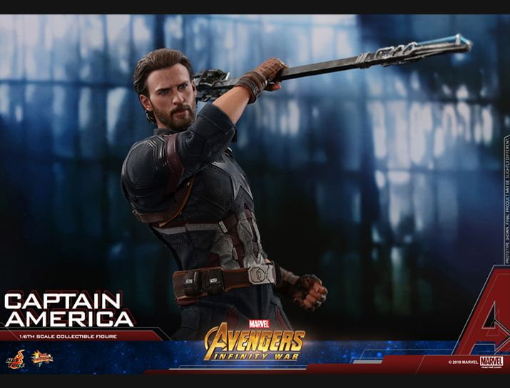 captainamerica - NEW PRODUCT: 1/6 - Hot Toys: MMS481 - Avengers: Infinity War - Captain America Nw152712