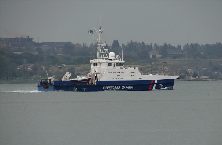 Border Service and Coast Guard of Russia - Page 7 000161