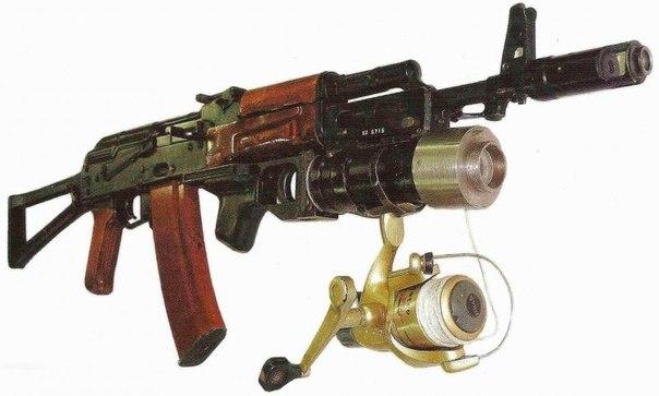 Russian Assault Rifles/Carbines/Machine Guns Thread: #2 - Page 10 000270