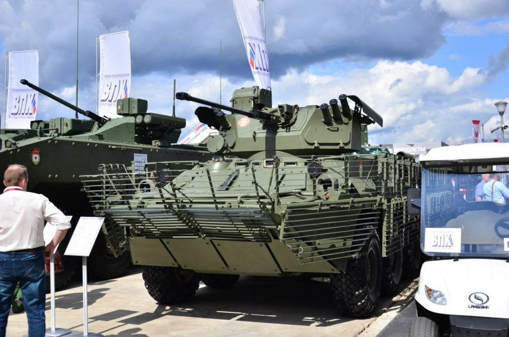 BTR-80/82A and variants: News - Page 13 000362