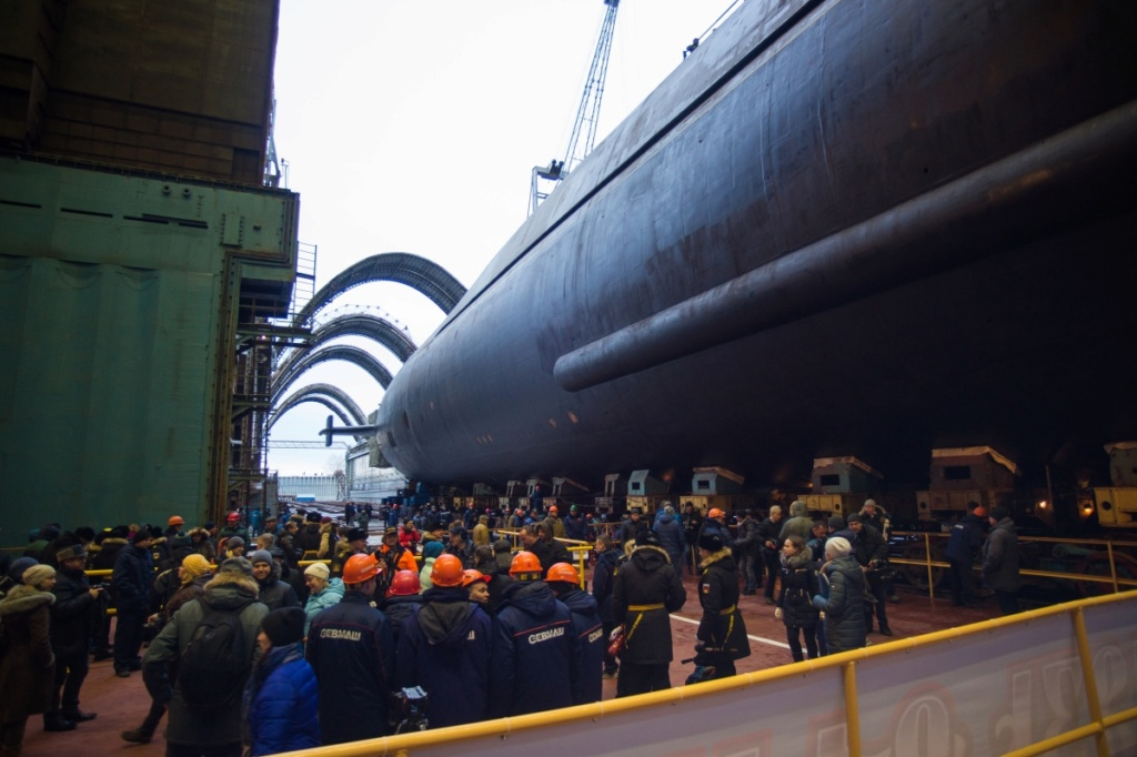 Project 955: Borei class SSBN - Page 36 000428