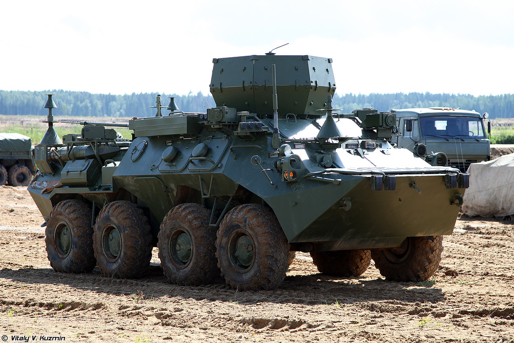 BTR-80/82A and variants: News - Page 10 000715