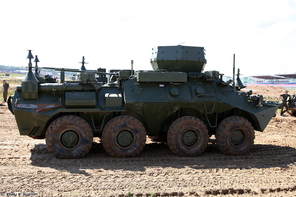 BTR-80/82A and variants: News - Page 10 000914