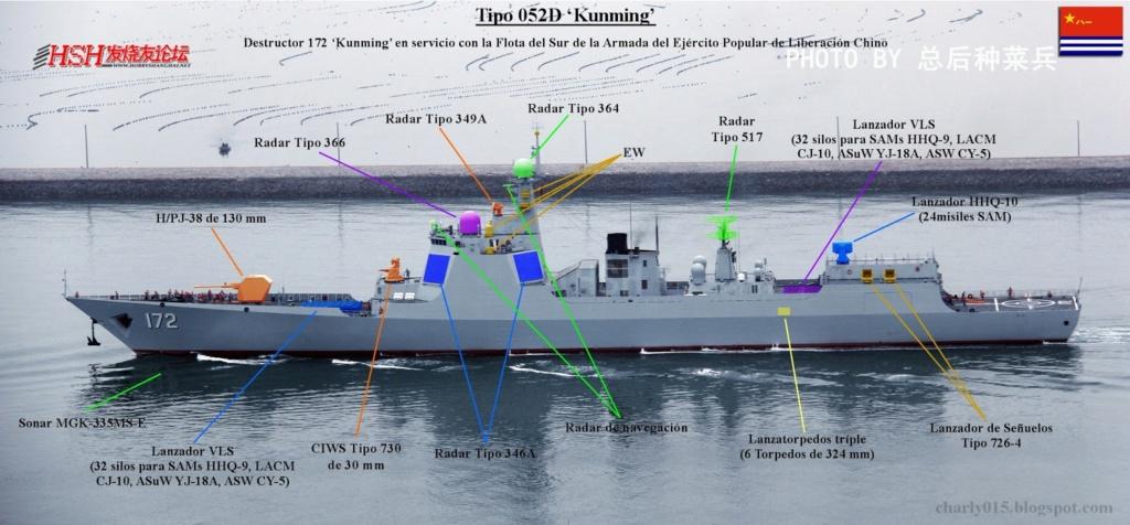 Type-055 DDG Large Destroyer Thread 001611