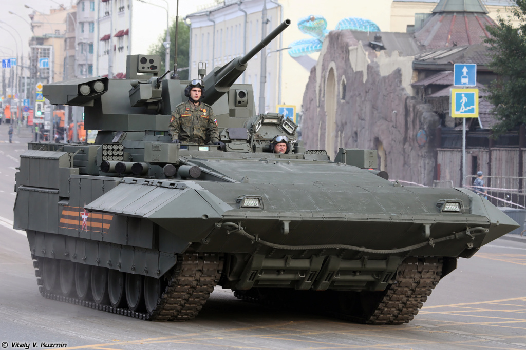 [Official] Armata Discussion thread #5 - Page 14 002413